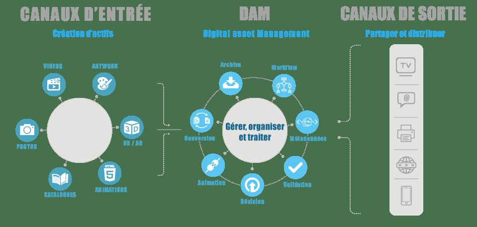 C'est quoi le DAM et comment choisir la bonne solution ?