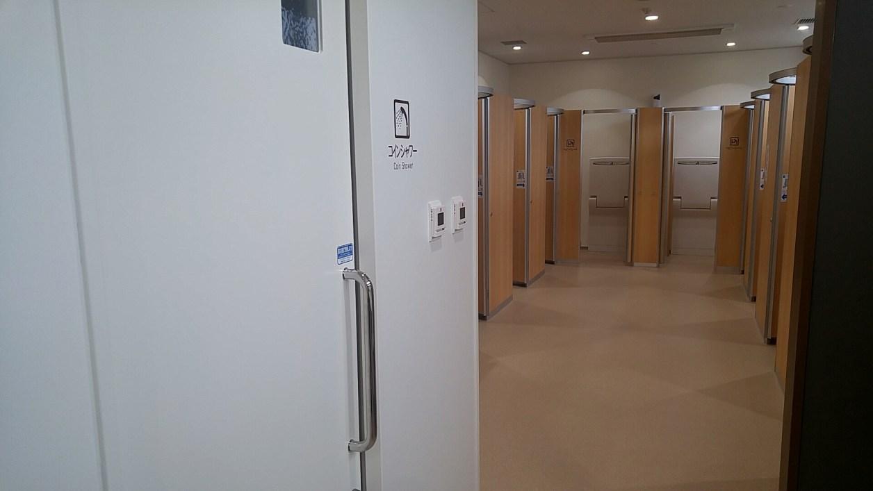 道の駅おが オガーレ シャワー室
