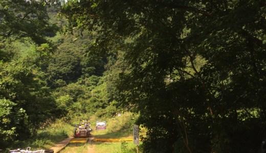 【レールパークじゃないよ】小坂鉄道レールバイクで秋の風を感じてみた(秋田県大館市)