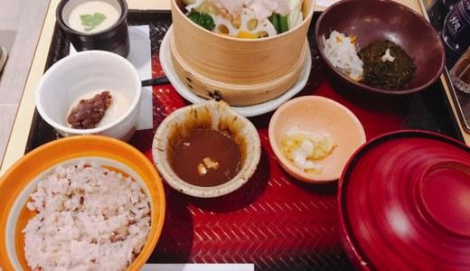 【広島旅行】ヘルシーメニュー&ご飯少なめが選べる、うれしい定食屋さん!大戸屋 広島本通り店