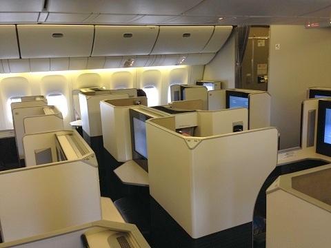 JAL 国内線なのにたった+1000円で国際線ビジネスクラス搭乗