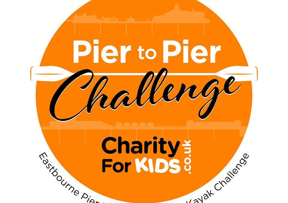 Akita Fencing is participating in the Pier to Pier kayak challenge for Charity for Kids