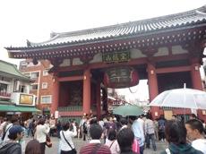 東京マスターへの道3(浅草→水上バス→お台場→日本科学未来)