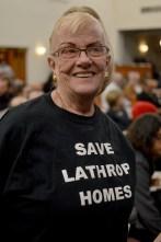 Sandra Cornwell, a 25-year resident of Lathrop
