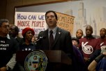 Ald. Scott Waguespack, 32nd, calls for responsible use of taxpayer dollars (Maya Dukmasova)