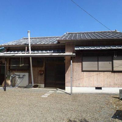 【売買】300万円 高知県幡多郡黒潮町馬地 山林付 駐車3台 和室2つのコンパクト平屋