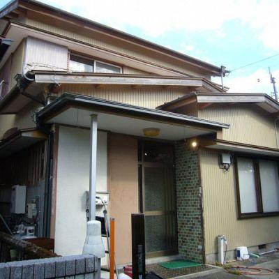 【売買】450万円(交渉可) 徳島県海部郡海陽町高園 補修不要 静かで日当りの良い庭・物置付き2階建