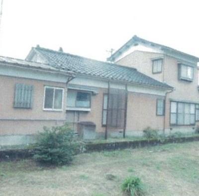 【売買】350万円 富山県中新川郡上市町北島 通学・買物便利 日当たり良好な2階建 駐車2台
