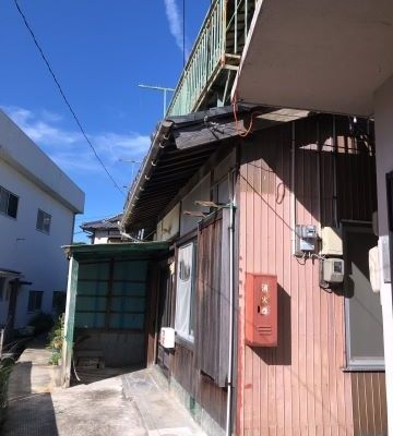 【売買】100万円 兵庫県南あわじ市福良乙 小学校・病院がそばにある木造2階建