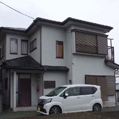 【売買】580万円 神奈川県足柄上郡山北町岸 小高い丘の上の住宅地 平成5年築 駐車場付き2階建