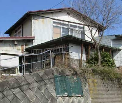 【売買】180万円 長野県飯山市大字飯山 屋根融雪装置付き2階建 上下水道