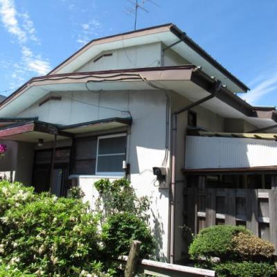 【売買】250万円 茨城県筑西市甲 通学便利な立地の庭付き2階建 和室4部屋・洋室1部屋・上下水道