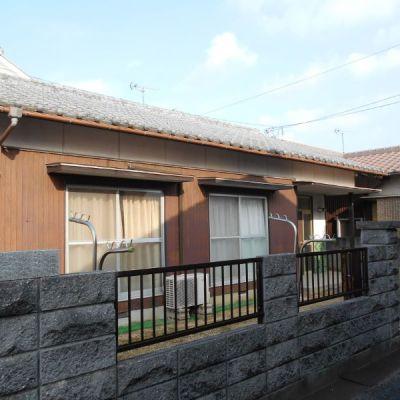 【売買】370万円 香川県三豊市豊中町 和室2・洋室1のコンパクト平屋 駐車1台