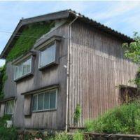 【売買】10万円 福井県三方郡美浜町早瀬 海と湖が近い 1F物置スペース付き2階建 上下水道