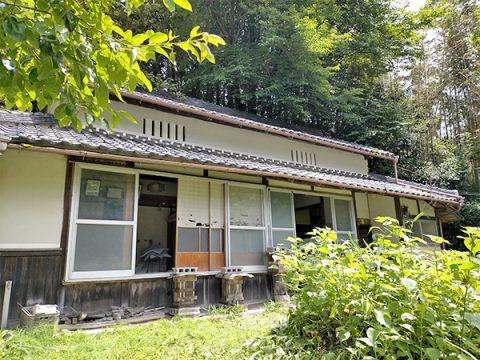 【売買】150万円 奈良県吉野郡大淀町畑屋 隣家と離れた場所にある 離れ付き4部屋平屋古民家