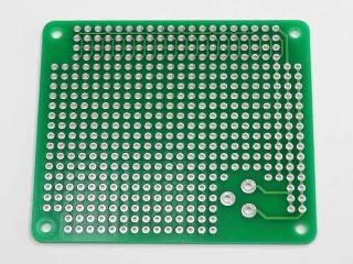 Raspberry Pi用ユニバーサル基板