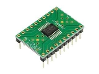 PCM5102A DIP化キット