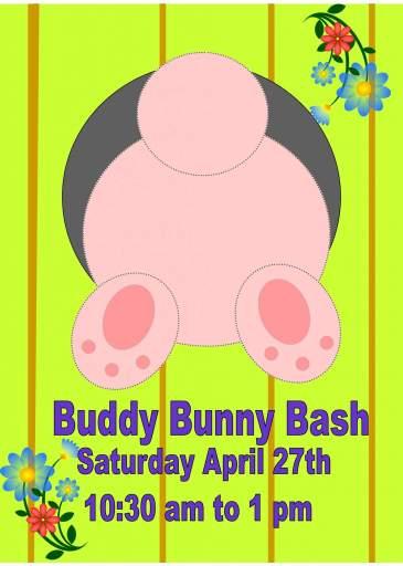buddy bunny bash