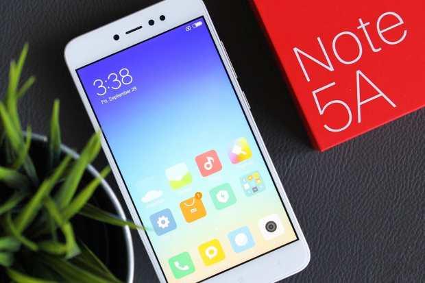 0 Онлайн-магазин Xiaomi в России распродает Redmi Note 5A Prime по низкой цене