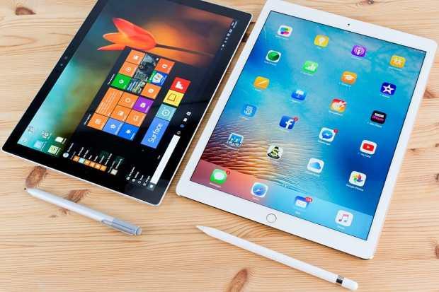 0 Microsoft выпустит недорогой планшет Surface на Windows 10 убийцу iPad Pro