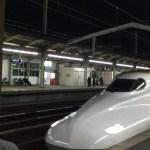 N700系X0編成、浜松工場へ。廃車の可能性?