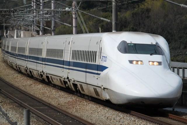JRW Shinkansen Series 700 B9 set min 1024x683 - JR西日本 秋冬の臨時列車まとめ 新幹線編