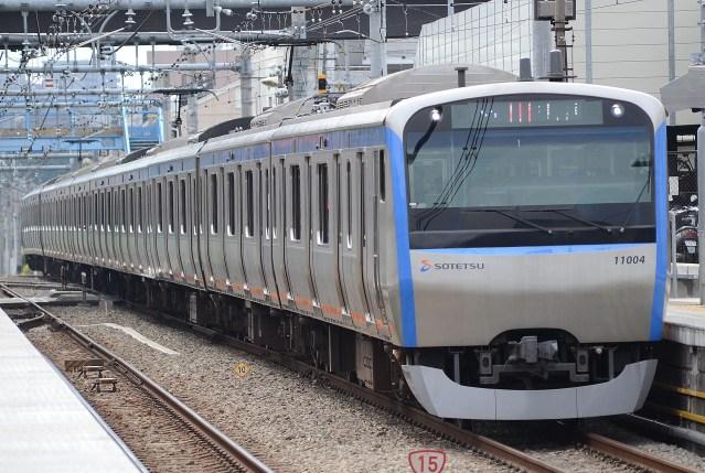 相鉄 11000系