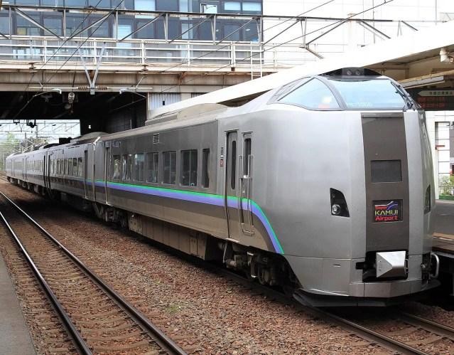 1384px JR hokkaido 789 1000 airport super kamui minamichitose - JR北海道、来春「エアポート」を毎時5本化&特別快速設定