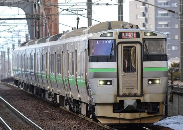 1521px EC733 B3105 1024x727 - JR北海道、来春「エアポート」を毎時5本化&特別快速設定