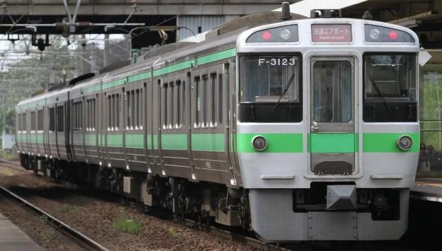 JR HOKKAIDO TRAIN721 F 3123 1024x580 - JR北海道、来春「エアポート」を毎時5本化&特別快速設定