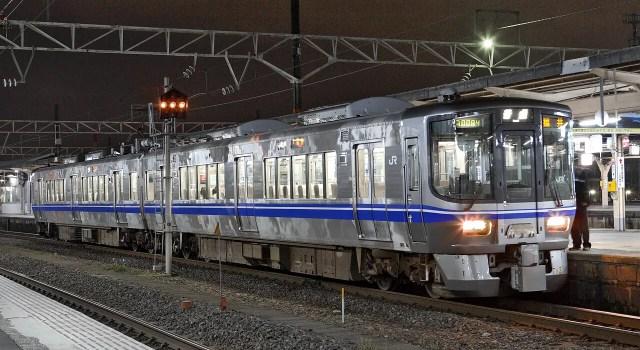 521系、ついに七尾線で運行開始。413・415系置き換えへ
