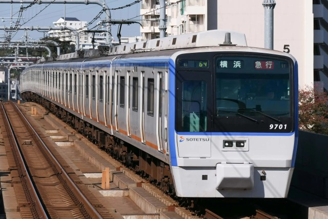 相模鉄道9000系唯一の未YNB編成9701Fが廃車に