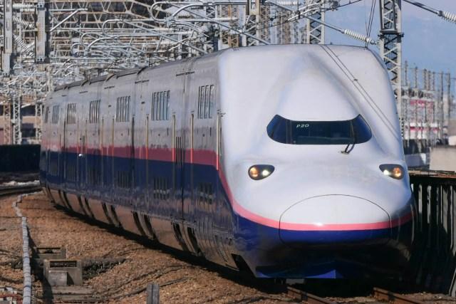 JR東日本の2階建て新幹線、E4系が今秋で引退へ