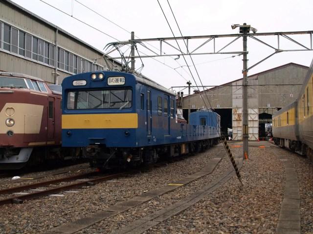 JR西日本保有の配給車「クル 144・クモル 145」が今年度で引退。京都鉄道博物館で特別展示へ