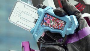 【仮面ライダーエグゼイド】ガンバライジングガシャット&4ポケットバインダーセットにガンバライジングガシャットが!ゲームで使うと・・・