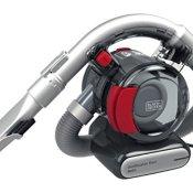 Black + Decker PD1200AV Auto-Sauger Dustbuster Flexi (inkl. Bürstenaufsatz, extra langer Fugendüse, flexiblem Saugschlauch, Aufbewahrungsnetz) - 1