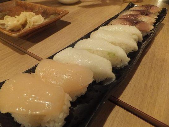 神楽坂寿司アカデミー食べ放題♪