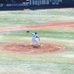 ハマの番長:三浦大輔投手