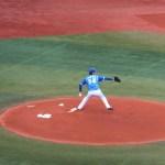 横浜DeNA先発:期待の左腕、石田健大投手