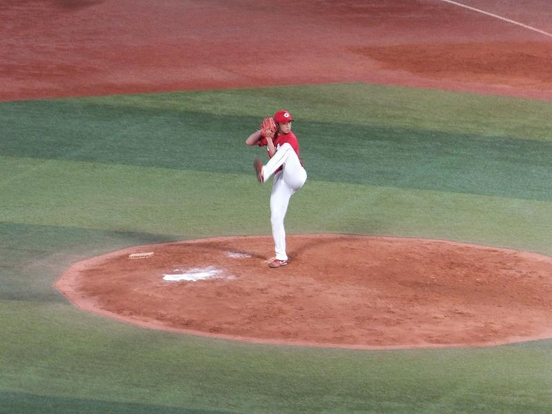 500試合登板達成:永川選手広島