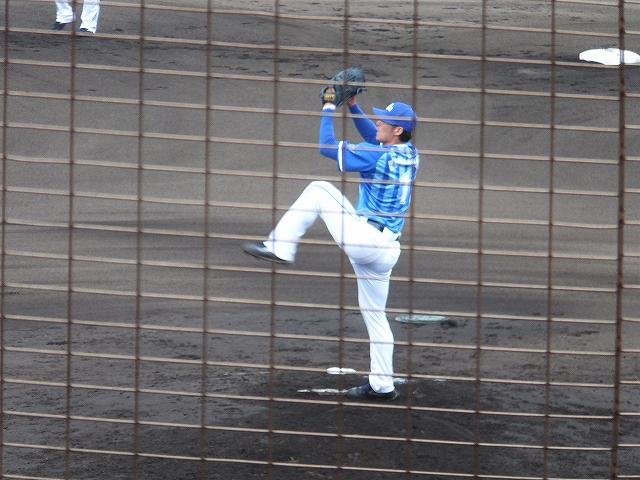 横浜DeNA2016ドラフト2位熊原健人:投球フォーム