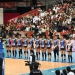 全日本女子バレーボール代表チーム:リオデジャネイロオリンピック最終予選