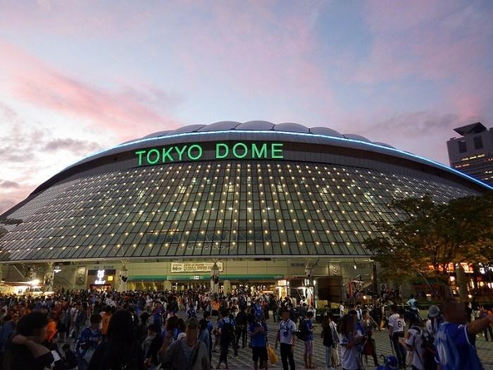 東京ドームでビール売り子アルバイト!