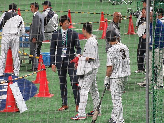 千賀投手・斉藤和巳:WBC2017侍ジャパン日本代表!