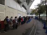 横浜DeNAチケット発売開始日当日ハマスタに行ったら売り場前に列が!?【写真・体験記】人気ヤバイ…