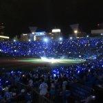 横浜DeNA2017最終戦!【観戦記写真】ニューヒーローと去りゆく選手達と…