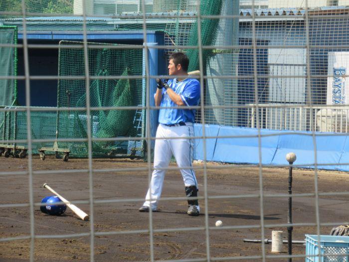 後藤武敏選手・横浜DeNAベイスターズ2