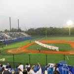 最後のご挨拶横浜DeNAベイスターズ:横須賀スタジアム最終戦2018