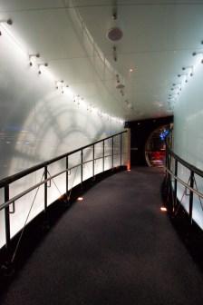 Europa hallway
