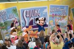 Sailing Away deck party